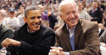 This is Getting Sad: Biden Appears to Forget Barack Obama's Name During Speech (VIDEO)