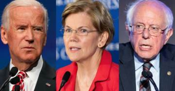 """""""This Is Sickening"""": Race-Baiting Democrats, Media Panic With Harris Out, Next Debate Now Set to Be """"All White"""""""
