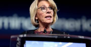SICK! Left-Wing Civil Rights Lawyer to Betsy DeVos: I'd Be Ok If You Were Sexually Assaulted