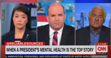 WTH? CNN Guest Claims Trump 'May be Responsible for Many More Million Deaths' Than Hitler, Stalin, and Mao (WATCH)