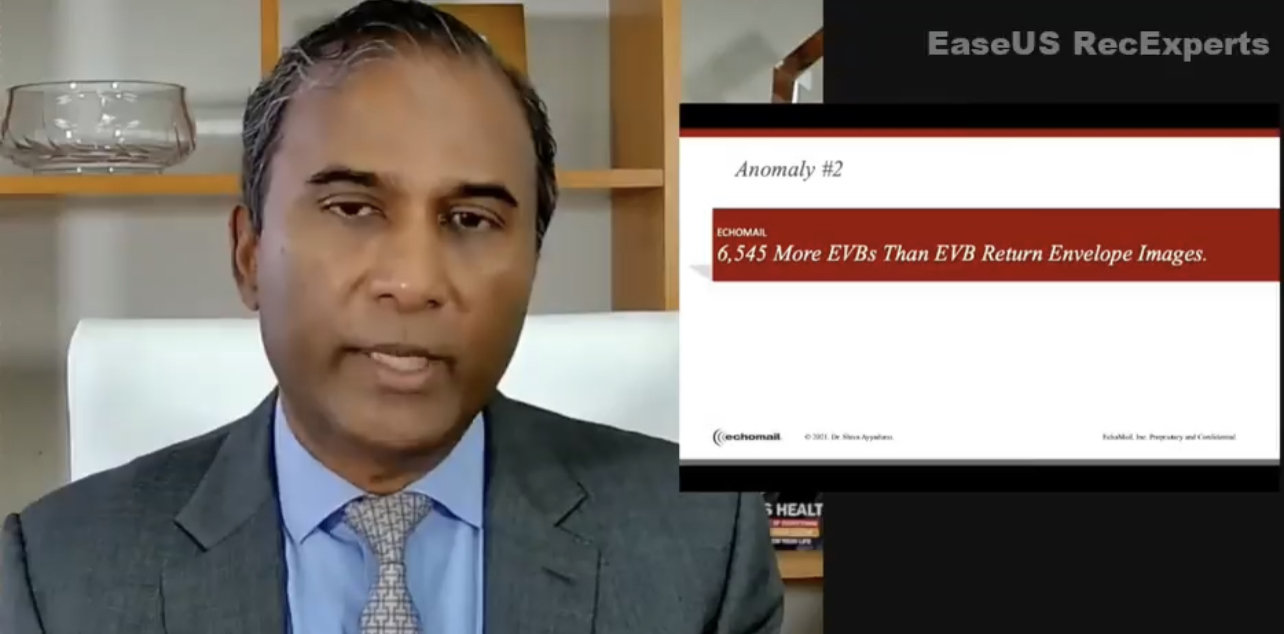 """Dr Shiva's Open Forum on Maricopa County Audit: """"Why Are There 6,545 MORE Early Voting Ballots Than The Images? That's A Question"""" (VIDEO)"""