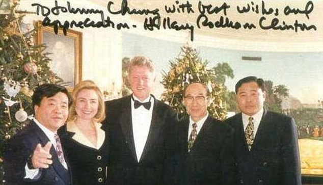 VIDEO: Illegal Fundraiser for Clintons Made Secret Tape for Fear of Being ASSASSINATED