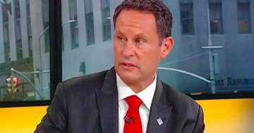 WATCH: Fox News Host Brian Kilmeade Gets Frazzled and Upset Over Co-Hosts Pointing Out John Bolton is a Liar