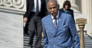 ANOTHER Woman Accuses Democrat Pervert John Conyers of Sexual Harassment 'Suffered Unwanted Touching Daily'