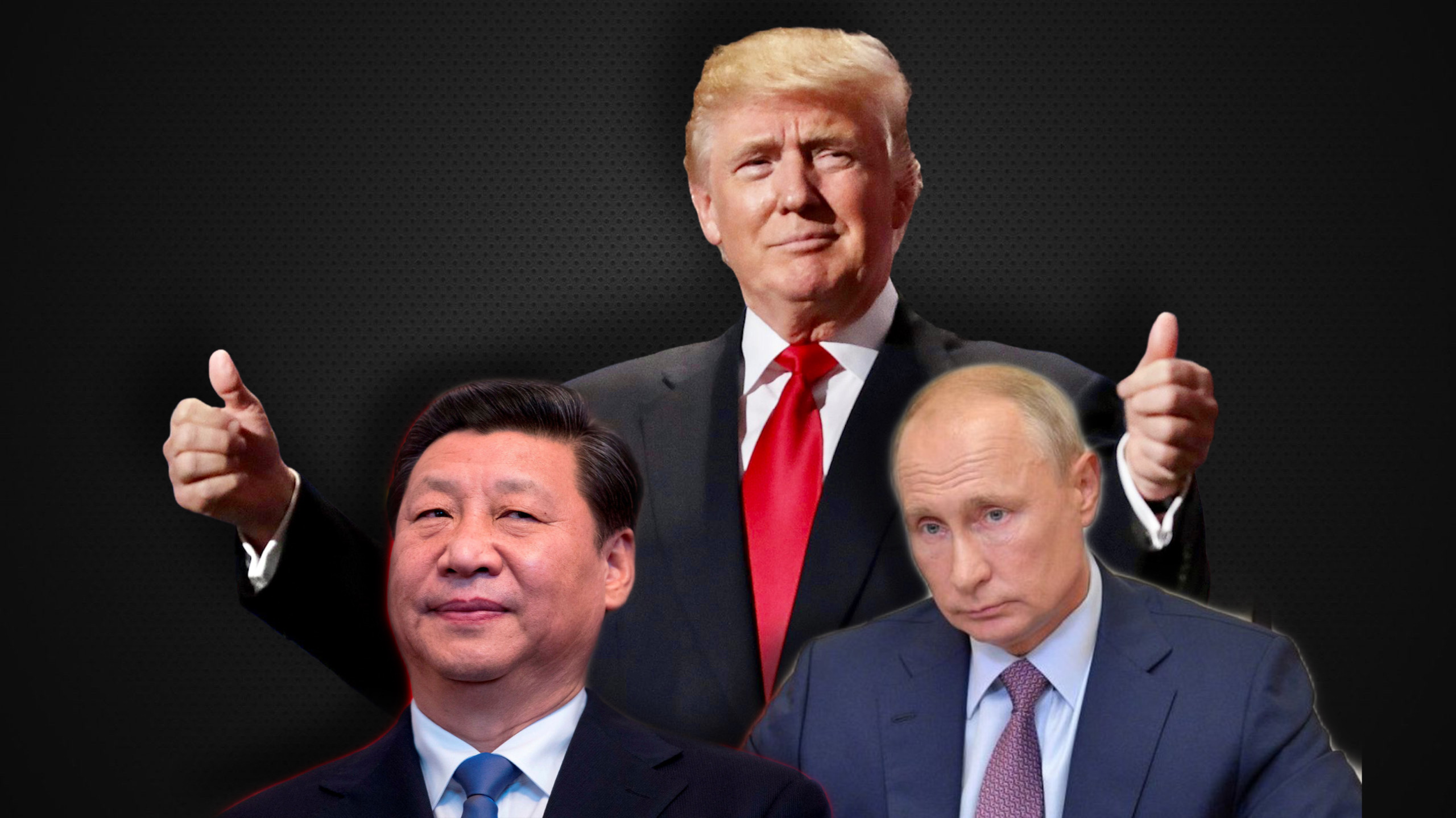 As President Trump Attempts to Protect the US from Foreign Entities – Democrats, Big Tech, Big Media and Big Finance Are Aligning with These Entities Against President Trump