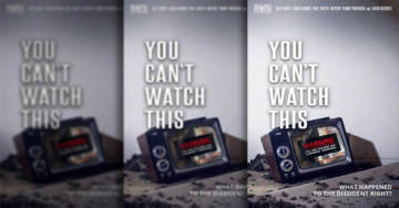 """You Can't Watch This"" Film Documents Plight of De-Platformed Conservatives"
