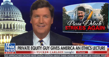 Tucker Carlson Refuses to Say Mitt Romney's Name on Air, Won't Reward Him With the Publicity His Impeachment Vote Was Meant to Garner
