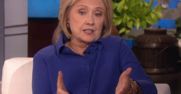 Hillary Clinton on Running as VP on Democrat Ticket: 'Never Say Never' (VIDEO)