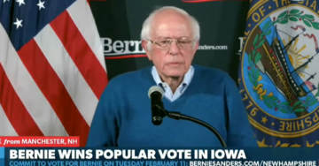 Sanders Calls Out DNC for Changing Rules So Bloomberg Can Participate in Next Debate While Keeping Out Gabbard, Yang