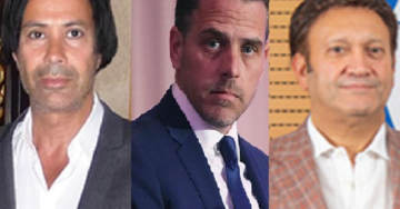 Hunter, Sam and the Sheikh: Hunter Biden's Alleged Connection to Middle East Shakedown Artists