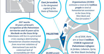Outrage Ensues After New Zealand Government Website Publishes Map Labeling Israel as Palestine