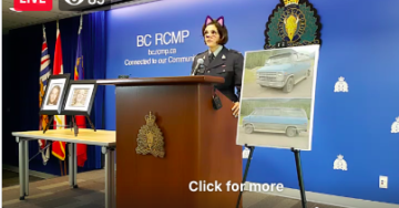 YIKES: Canadian Police Livestream Double Homicide Announcement With Cat Ear Filter