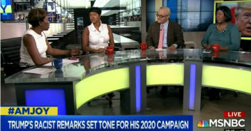 MSNBC Guests Declare That 'We Have to Start Calling Trump's Supporters Racists As Well' (VIDEO)