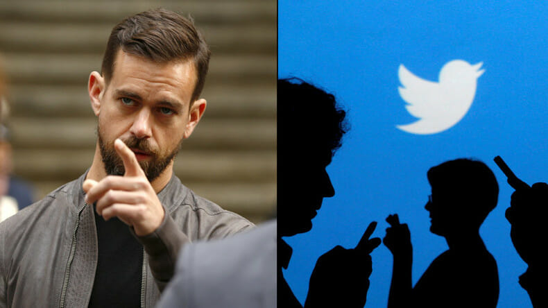 Revealed: Twitter CEO @Jack Dorsey Personally Involved With Censoring Conservatives