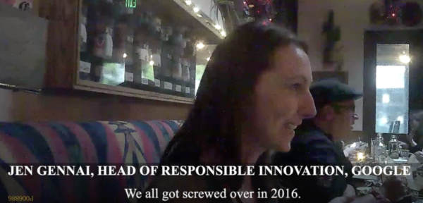photo image James O'Keefe Strikes Again: Project Veritas Publishes Explosive Report Featuring Google's Plan to Prevent 'Trump…
