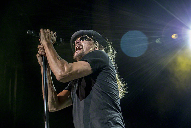 BOOM! Kid Rock LEADS in Michigan Senate Race Poll