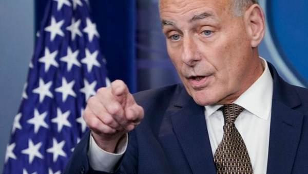 Scary Details Emerge of Physical Confrontation Involving Gen. Kelly & 'Nuclear Football' During Trump China Visit
