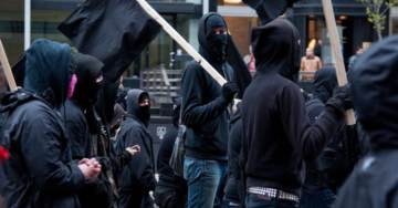 "Antifa Testing ""NO-GO"" Zones for Conservatives In Nashville, Tennessee"