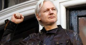 Julian Assange Finds Something Bizarre About George Clooney Interview Amid 2020 Hype