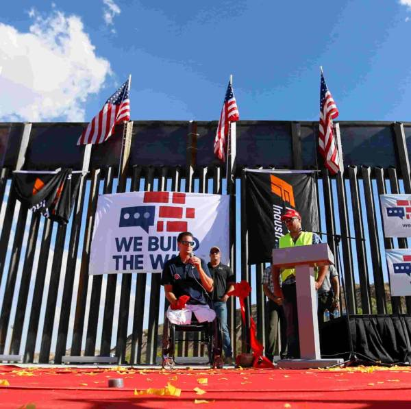 The 'We Build the Wall' Team Was Working with Government to Strategically Build New Border Wall Segments When SDNY Indicted Individuals on Bogus Charges