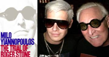 Milo Yiannopoulos to Gift Royalties From New Book About Roger Stone's Trial to His Defense Fund