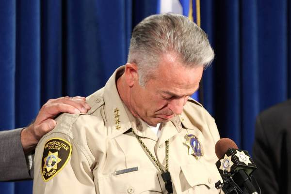 Former NYPD Officer Shuts Down Las Vegas Sheriff's Latest Claim About Mandalay Bay Massacre