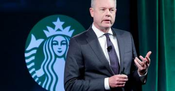 "Starbucks CEO Blames President Trump For ""Racial Divide"" In America… Really?!"