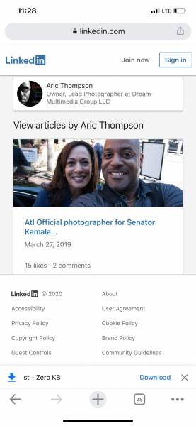 Dominion Rep Who Scanned Ballots in Georgia County Where Thousands of Trump Votes Were Uncounted Also Worked for Kamala Harris