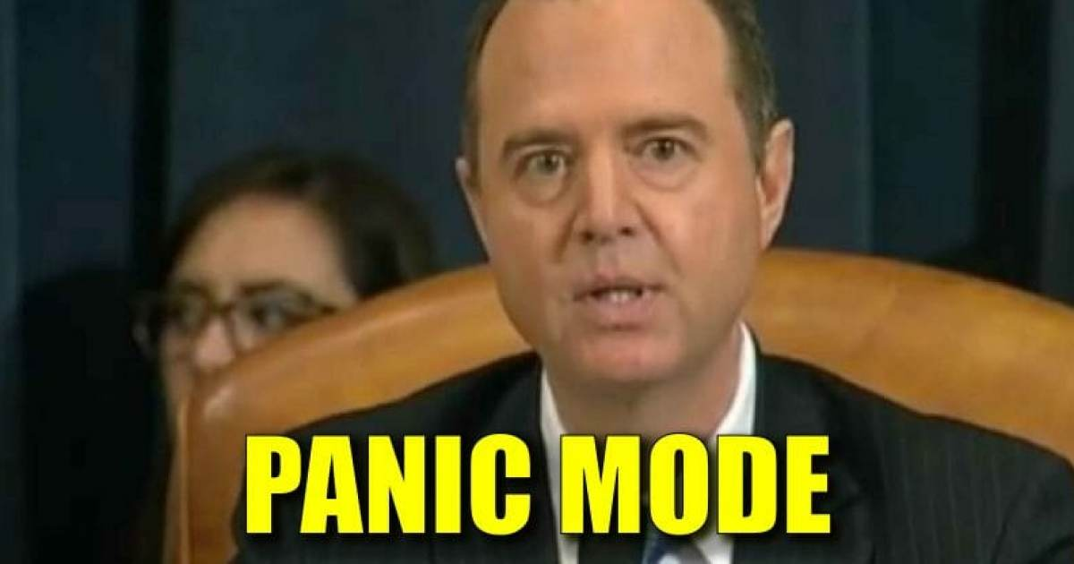 Adam Schiff Hits Panic Button After Trump-Putin Presser Drops Bombshell on US Intel and Clinton Campaign