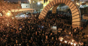 IRAN ROUNDUP for January 9th thru 12th: IRGC Confesses They Shot Down the Ukrainian Jet, and the Iranian Street EXPLODES! Massive Crowds Call on the Regime Leadership to Get Out