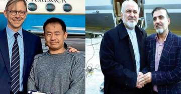 Iran Roundup for December 6th thru 8th: American Hostage Taken During Obama Presidency Freed in Exchange for Iranian Biologist
