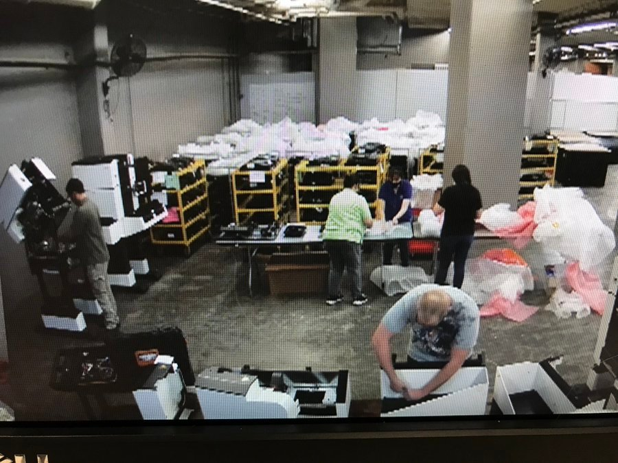 HUGE ARIZONA UPDATE: Desired Data Collected from the Voting Machines for Forensic Audit - Machines Are Ready for Handover Back to Maricopa County
