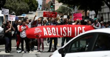ICE Protests and Building Sieges Spread Across Nation (VIDEO)