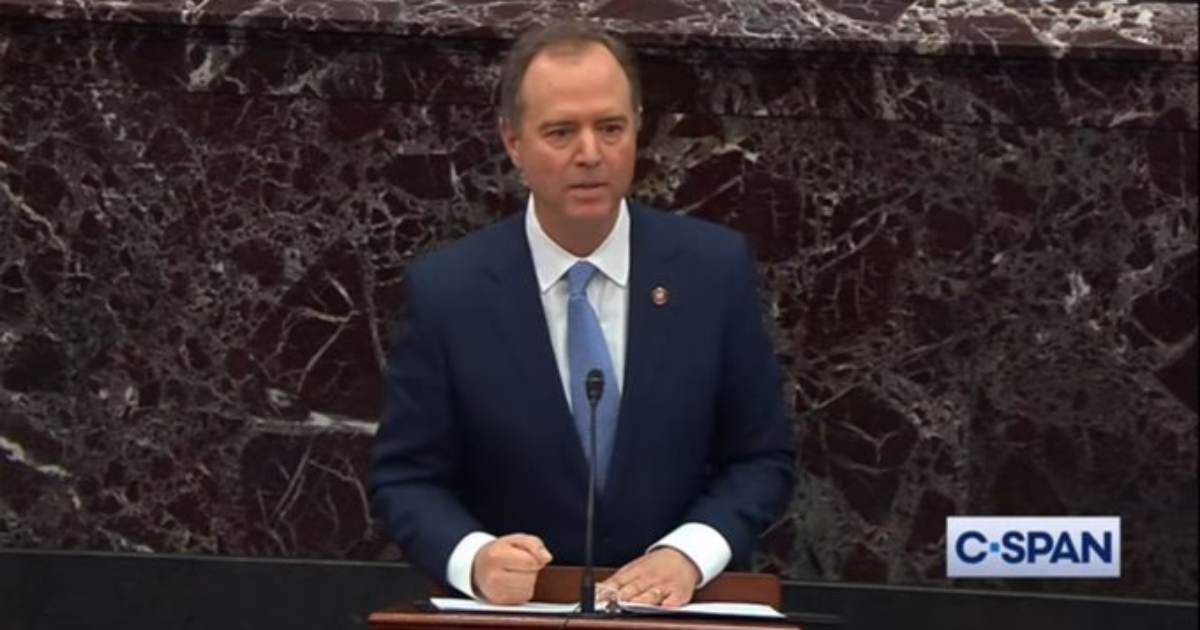 "Schiff Blows Finale: 'Head on Pike' Impeachment Trial Comment Angers Republican Senators; Murkowski: ""That's where he lost me"""