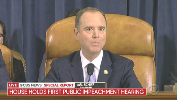 Yikes! Even Democrats Lose Interest in Schiff-Sham Impeachment Scam