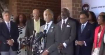 """Al Sharpton Heckled In Baltimore: """"You're A Phony . . . You're A Hustler!"""" (VIDEO)"""