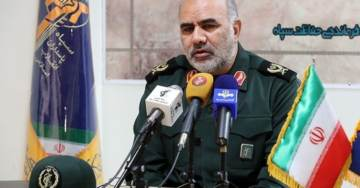 Iranian Revolutionary Guards Commander Defects to West with Strategic Documents from Inside the Regime