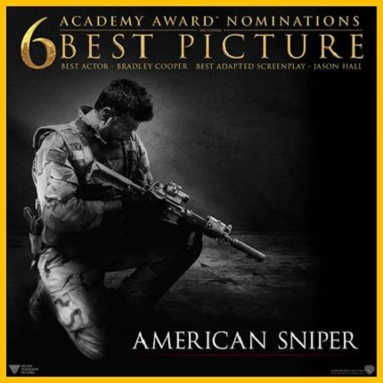 American Sniper Academy Awards Ad