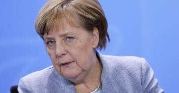 Germany Bans Gatherings Of More Than TWO People