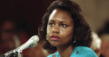 Despicable New Liberal Media Narrative: This Kavanaugh Thing Is Just Like Anita Hill
