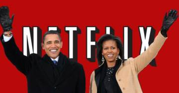 "PROPAGANDA: Obamas Sign Multiyear Contract With Netflix To Produce Scripted & Unscripted ""Content"""