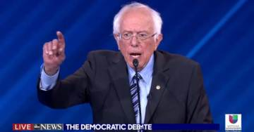 Crazy Uncle Bernie Proclaims U.S. Has The Highest Child Poverty Rate In The World