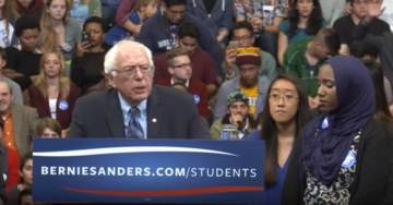 Bernie Sanders Vows to Fight 'Islamophobia' – Radical Islam?… Not so much (VIDEO)