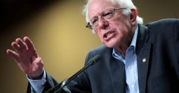 "Bernie Sanders Takes To Twitter To Blast President Trump For ""Sexual Assault"" – Forgets He Isn't So Innocent Himself"