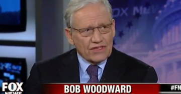 Bob Woodward Says After Two Years Of Searching He Found No Evidence Of Russia Collusion (AUDIO)