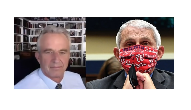 UNBELIEVABLE: In New Interview Bobby Kennedy Jr. Claims Dr. Fauci will Make Millions on Coronavirus Vaccine and Owns Half the Patent