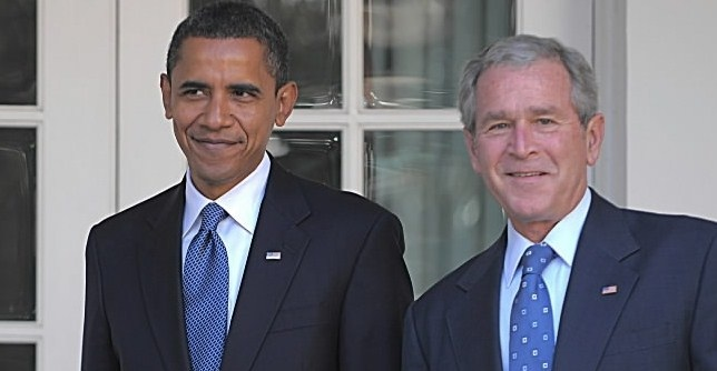 SURPRISE! Obama Is Leaving America MORE DIVIDED Than George W. Bush