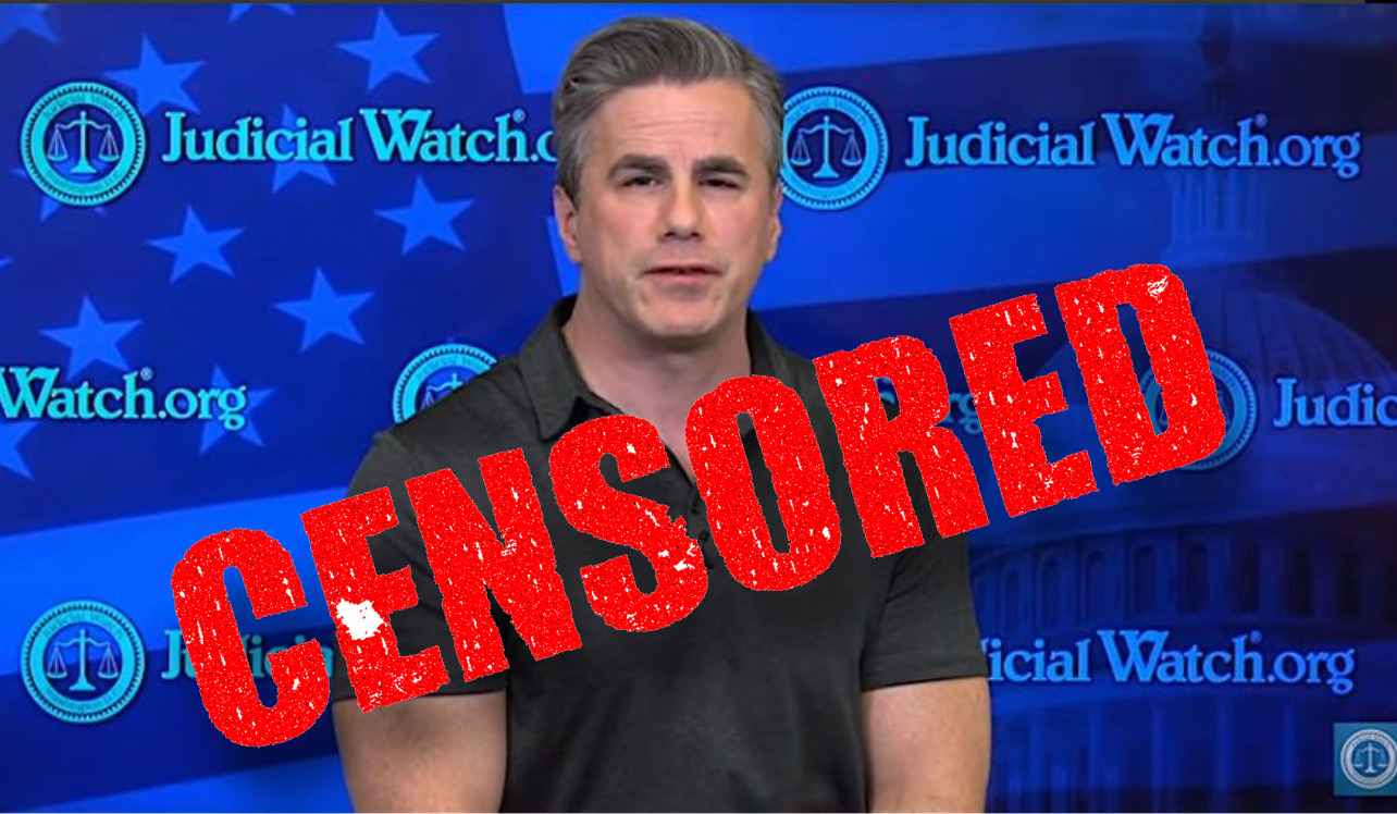 Top Conservative Leader Tom Fitton Is Still Suspended by Twitter 7 Days After a 7 Day Suspension for Tweeting the Truth on HCQ