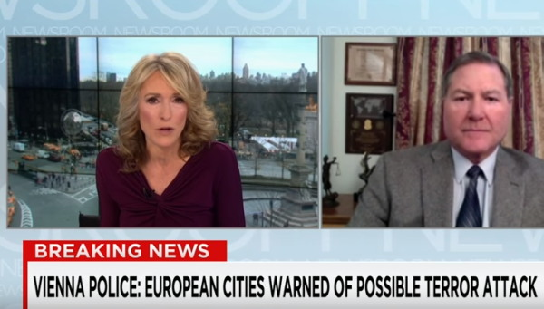 CNN European Cities Warned