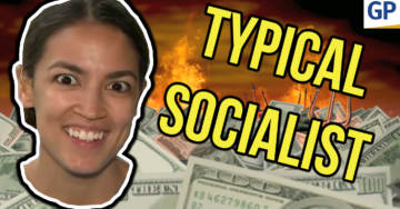 WATCH: AOC Reveals The REAL Reason She Wants To Cancel All Student Loan Debt